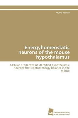 Energyhomeostatic Neurons of the Mouse Hypothalamus (Paperback)