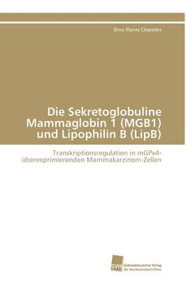 Die Sekretoglobuline Mammaglobin 1 (Mgb1) Und Lipophilin B (Lipb) (Paperback)