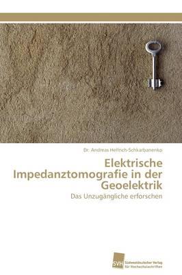Elektrische Impedanztomografie in Der Geoelektrik (Paperback)