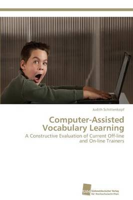 Computer-Assisted Vocabulary Learning (Paperback)