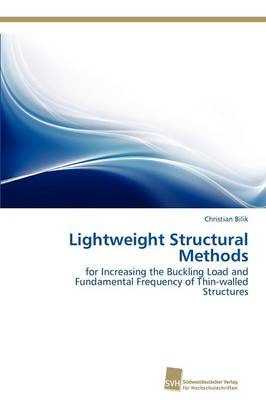 Lightweight Structural Methods (Paperback)