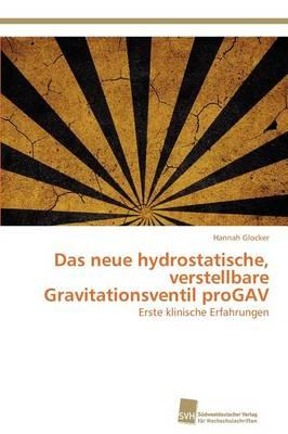 Das Neue Hydrostatische, Verstellbare Gravitationsventil Progav (Paperback)