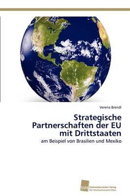 Strategische Partnerschaften Der Eu Mit Drittstaaten (Paperback)