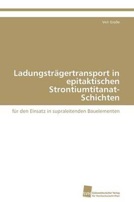 Ladungstragertransport in Epitaktischen Strontiumtitanat-Schichten (Paperback)