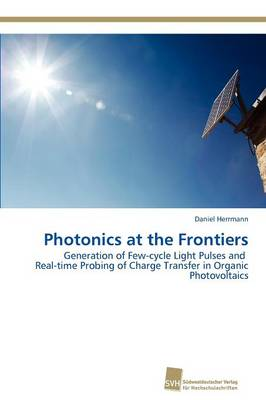 Photonics at the Frontiers (Paperback)