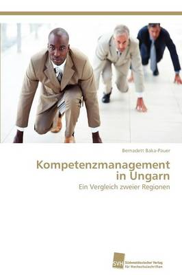 Kompetenzmanagement in Ungarn (Paperback)