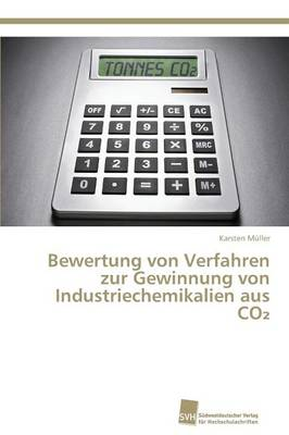 Bewertung Von Verfahren Zur Gewinnung Von Industriechemikalien Aus Co (Paperback)