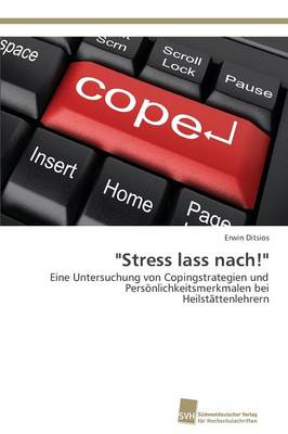 """Stress Lass Nach!"" (Paperback)"