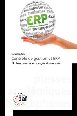 Controle de Gestion Et Erp (Paperback)