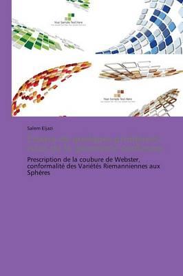 Etudes de Quelques Problemes Issus de la Geometrie Conforme - Omn.Pres.Franc. (Paperback)