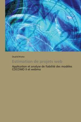 Estimation de Projets Web - Omn.Pres.Franc. (Paperback)