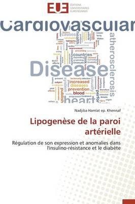 Lipogenese de La Paroi Arterielle - Omn.Univ.Europ. (Paperback)