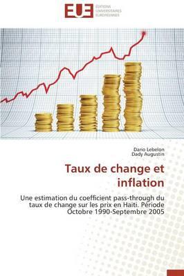 Taux de Change Et Inflation - Omn.Univ.Europ. (Paperback)