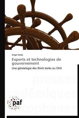Experts Et Technologies de Gouvernement - Omn.Pres.Franc. (Paperback)