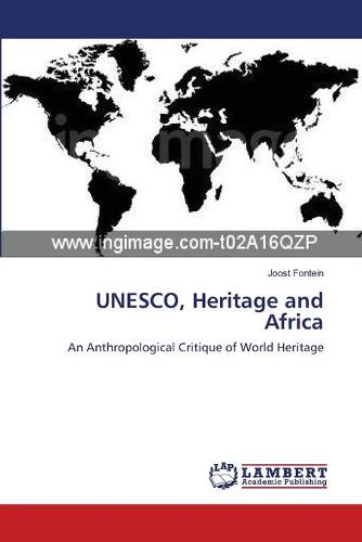 UNESCO, Heritage and Africa (Paperback)