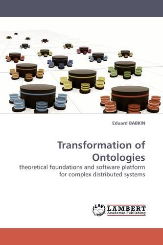 Transformation of Ontologies (Paperback)