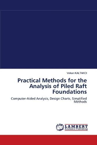 Practical Methods for the Analysis of Piled Raft Foundations (Paperback)