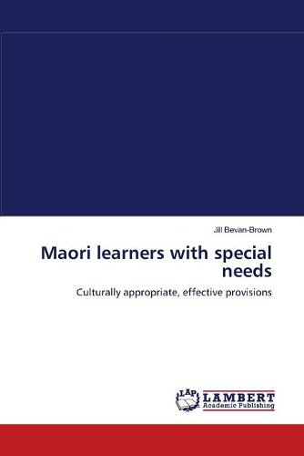 Maori Learners with Special Needs (Paperback)