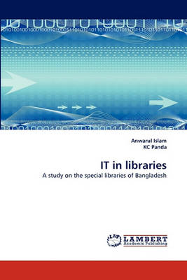 It in Libraries (Paperback)
