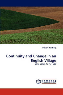 Continuity and Change in an English Village (Paperback)