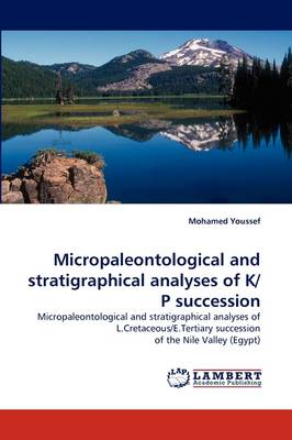 Micropaleontological and Stratigraphical Analyses of K/P Succession (Paperback)
