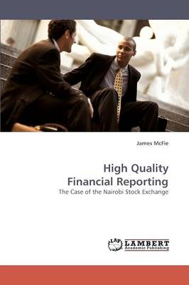 High Quality Financial Reporting (Paperback)