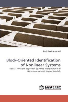Block-Oriented Identification of Nonlinear Systems (Paperback)