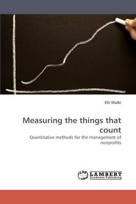 Measuring the Things That Count (Paperback)
