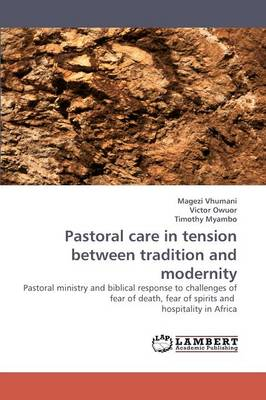 Pastoral Care in Tension Between Tradition and Modernity (Paperback)