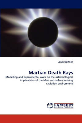 Martian Death Rays (Paperback)