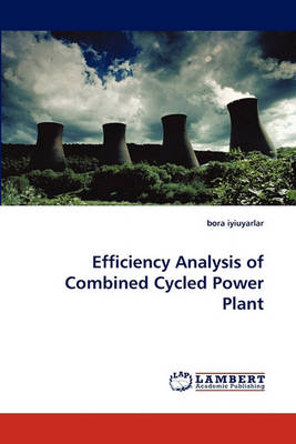 Efficiency Analysis of Combined Cycled Power Plant (Paperback)