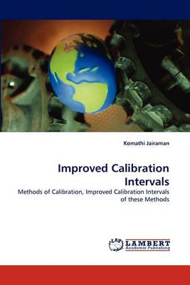 Improved Calibration Intervals (Paperback)