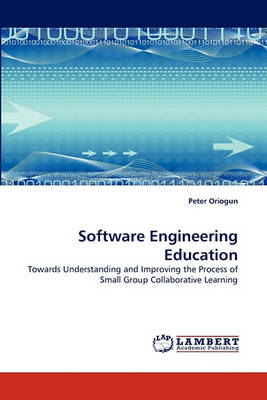 Software Engineering Education (Paperback)