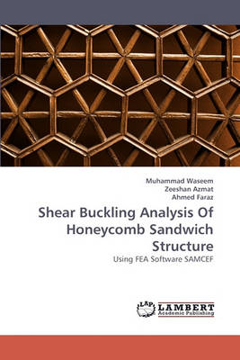 Shear Buckling Analysis of Honeycomb Sandwich Structure (Paperback)