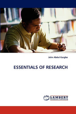 Essentials of Research (Paperback)