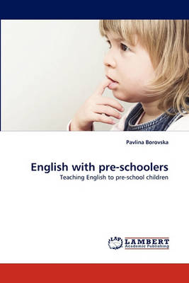 English with Pre-Schoolers (Paperback)