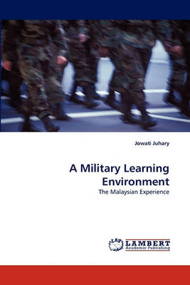 A Military Learning Environment (Paperback)