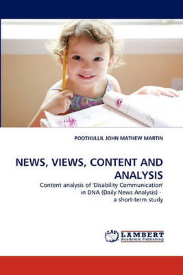 News, Views, Content and Analysis (Paperback)
