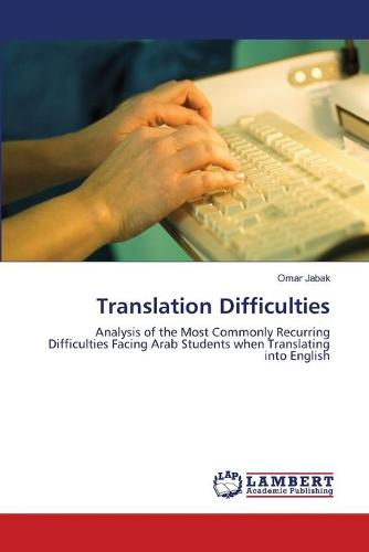 Translation Difficulties (Paperback)