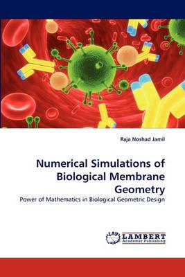 Numerical Simulations of Biological Membrane Geometry (Paperback)