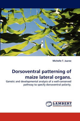 Dorsoventral Patterning of Maize Lateral Organs. (Paperback)