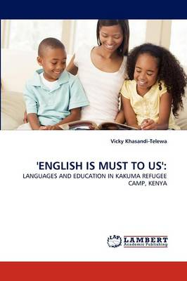 'English Is Must to Us' (Paperback)