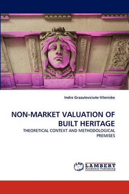Non-Market Valuation of Built Heritage (Paperback)