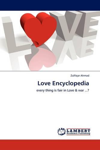 Love Encyclopedia (Paperback)