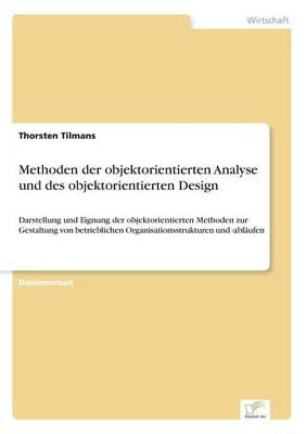 Methoden Der Objektorientierten Analyse Und Des Objektorientierten Design (Paperback)