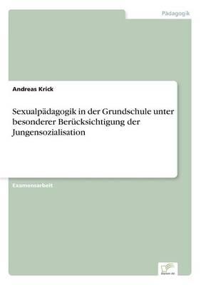 Sexualpadagogik in Der Grundschule Unter Besonderer Berucksichtigung Der Jungensozialisation (Paperback)