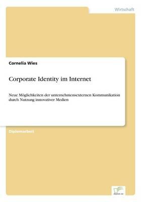 Corporate Identity Im Internet (Paperback)