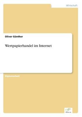 Wertpapierhandel Im Internet (Paperback)