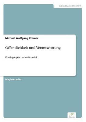 Offentlichkeit Und Verantwortung (Paperback)