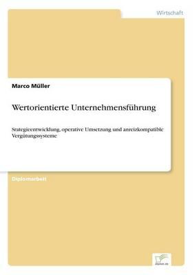 Wertorientierte Unternehmensfuhrung (Paperback)